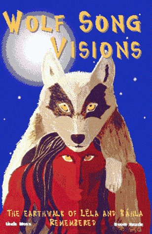 Wolf Song Visions: Linda Moss; White