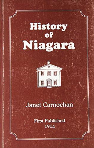 History of Niagara: n/a