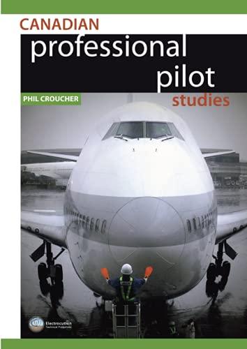 Canadian Professional Pilot Studies: Phil Croucher