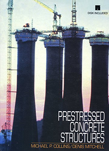 9780968195802: Prestressed Concrete Structures