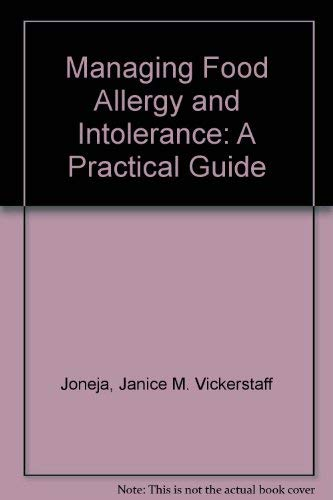 9780968209806: Managing Food Allergy and Intolerance: A Practical Guide