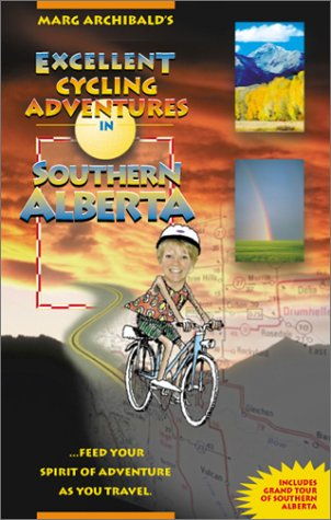 Excellent Cycling Adventures in Southern Alberta: Archibald, Marg