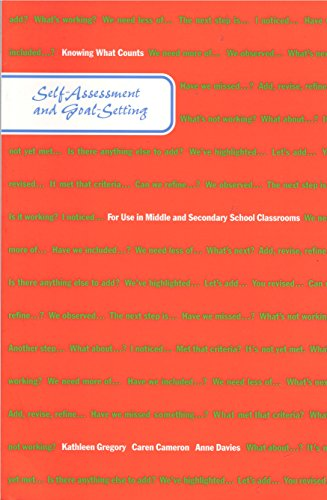 9780968216026: Self-assessment and Goal-setting