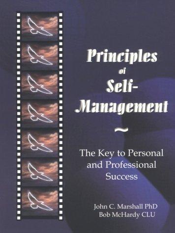 9780968228722: Principles of Self-Management