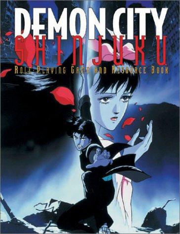 9780968243190: Demon City Shinjuku RPG and Resource Book