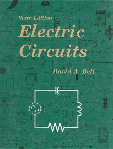 9780968250235: Electric Circuits