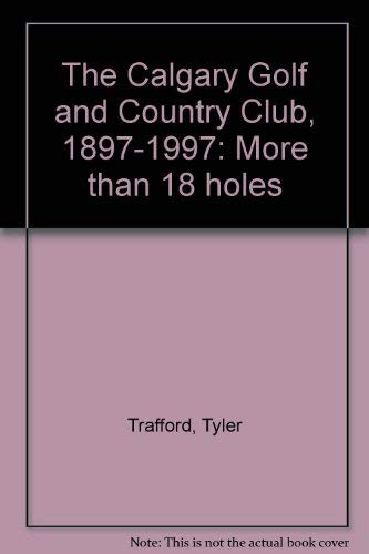 More Than 18 Holes: Trafford, Tyler