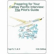 9780968283608: Preparing for your Cathay Pacific Interview: The Pilot's Guide