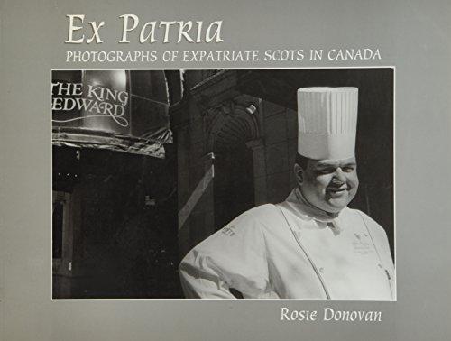 Ex Patria Photographs of Expatriate Scots in Canada: Donovan, Rosie