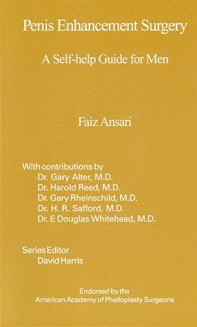 9780968368800: Plastic Surgery - Penis Enhancement Surgery - A Self Help Guide for Men
