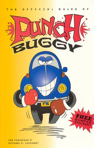 9780968370209: Punch Buggy : The Official Rules