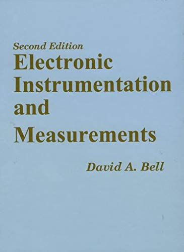 9780968370520: Electronic Instrumentation and Measurements