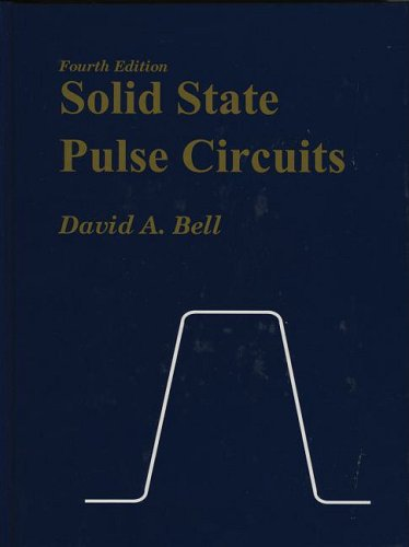 9780968370537: Solid State Pulse Circuits