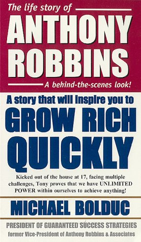 9780968415801: The Life Story of Anthony Robbins