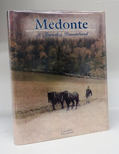 9780968501122: Medonte, a Township Remembered