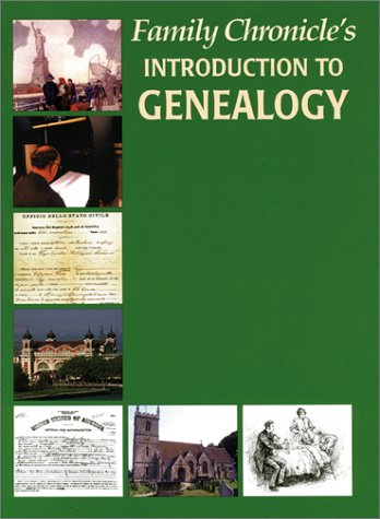 Family Chronicle's Introduction to Genealogy: Moorshead, Halvor (Editor and Publisher)