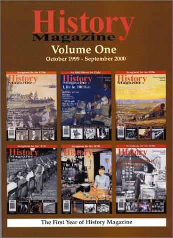 9780968507643: History Magazine Volume One