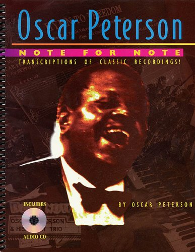 Oscar Peterson Note for Note: Peterson, Oscar