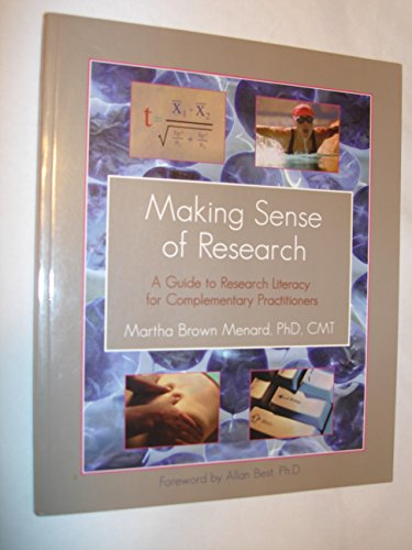 9780968525630: Making Sense of Research