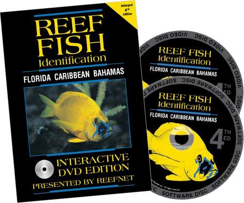 9780968530078: Reef Fish Identification: Florida, Caribbean, Bahamas - Interactive DVD Edition