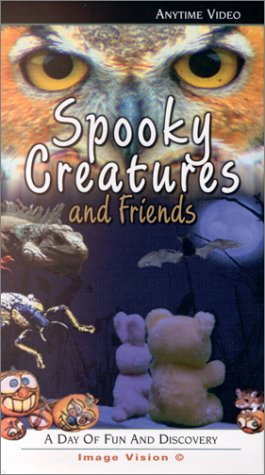 9780968619513: Spooky Creatures and Friends [VHS]