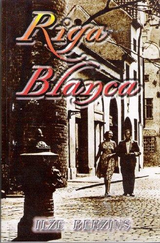 Riga Blanca: Ilze Berzins