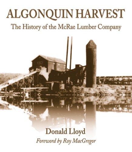 9780968655610: Algonquin Harvest