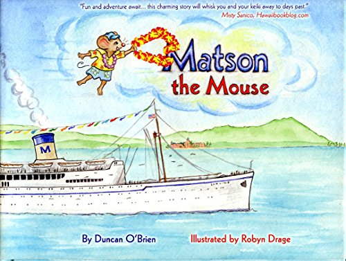 Matson the Mouse: Duncan OBrien