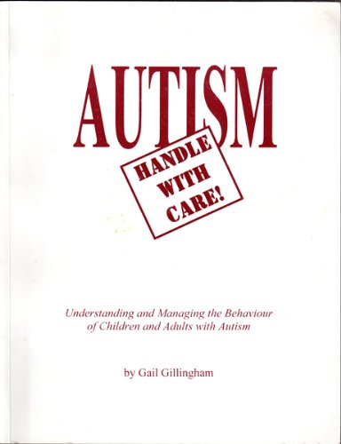 9780968786307: Autism Handle with Care