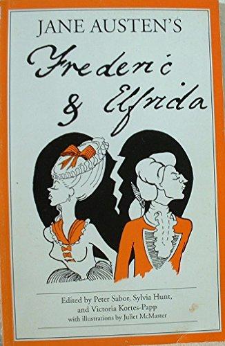 Frederic And Elfrida Jane Austen