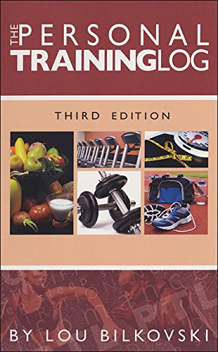 9780968853313: Personal Training Log-3rd Edition,The