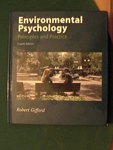 Environmental Psychology Principles and Practice: gifford