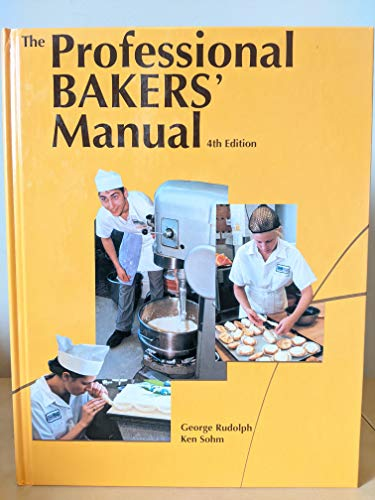 9780968864104: The Professional Bakers Manual