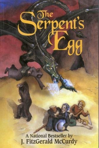 Serpent's Egg: McCurdy, Fitzgerald Joan