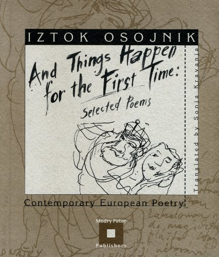 9780968872017: And Things Happen for the First Time: Selected Poems