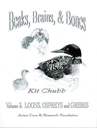 9780968890806: Beaks, Brains and Bones Volume 3: Loons, Ospreys and Grebes