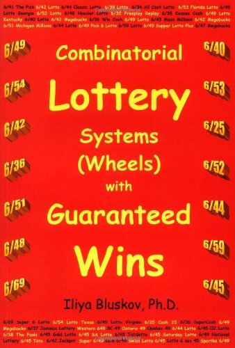 9780968950234: Combinatorial Lottery Systems (Wheels) with Guaranteed Wins