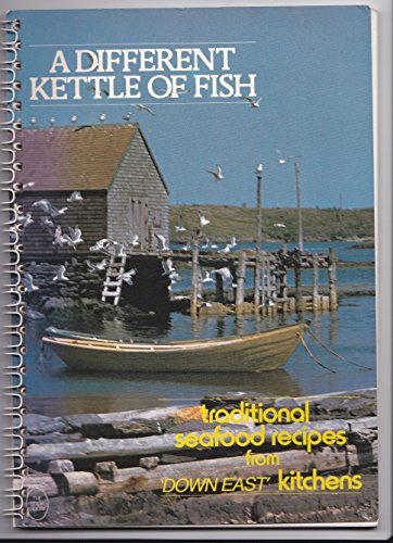 A Different Kettle of Fish: Burchell, Gladys