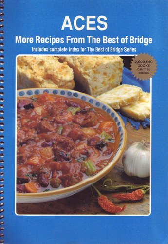 9780969042556: Aces: More Recipes from the Best of Bridge (Includes complete index for The Best of Bridge Series)