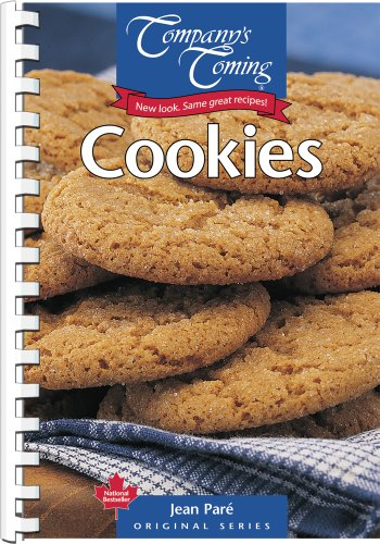 Cookies (Companys Coming No 9) (9780969069584) by Jean Paré