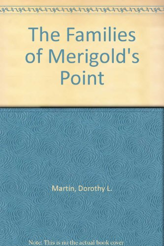 9780969199502: The Families of Merigold's Point