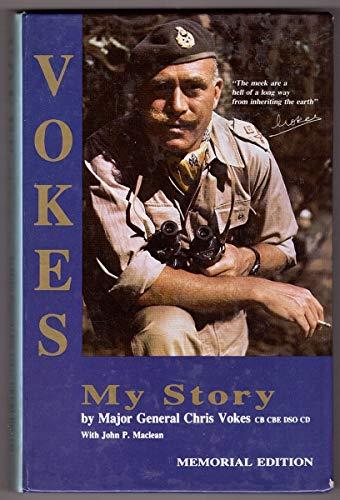 9780969210900: Vokes, my story
