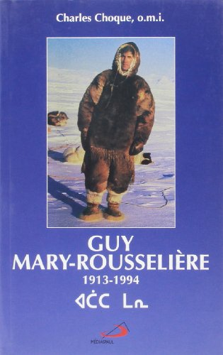 Guy-Marie Rousseliere 1913-1994: Choque O.M.I Charles