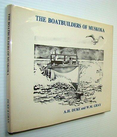 9780969221302: Boatbuilders of Muskoka