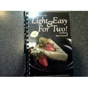 Light and Easy for 2: Helen Chambers, Lee Harvey