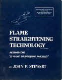 Flame Straightening Technology for Welders (0969284519) by John P. Stewart