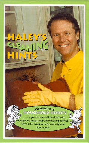 9780969287346: Haley's Cleaning Hints