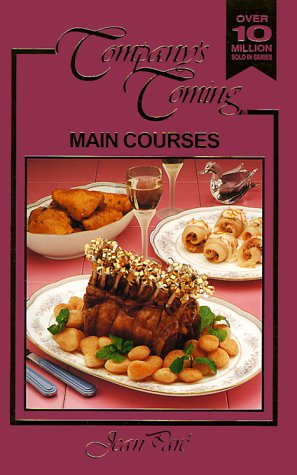 Main Courses (Company's Coming) (0969332211) by Pare, Jean
