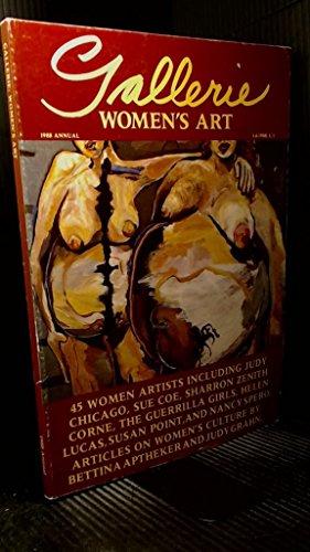 Gallerie: Women's Art, 1988 Annual: n/a