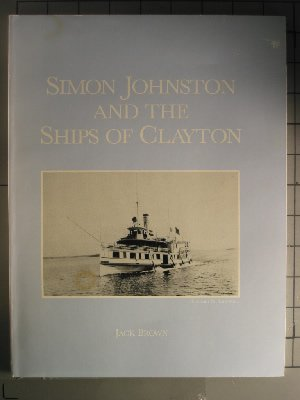 Simon johnston and the Ships Of Clayton: Brown, Jack